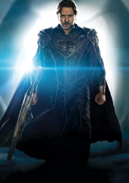 Russell Crowe as Jor El in My Ideal Superman Movie