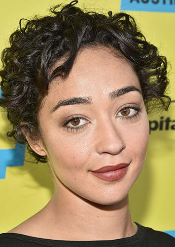 Ruth Negga as Captain Peladon Zar in Star Trek: Legacy