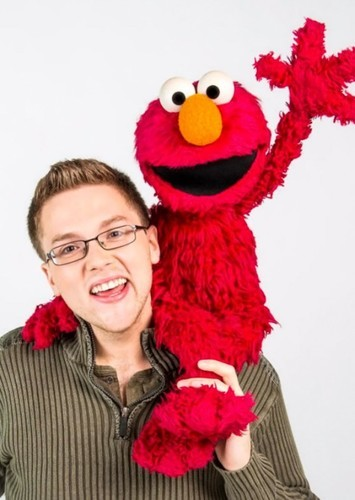 Ryan Dillon as Don Music in Sesame Street: The Movie