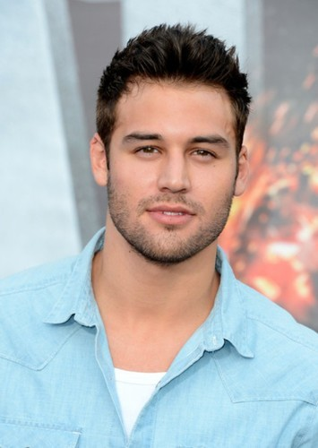 Ryan Guzman as Bruce Wayne in Batman