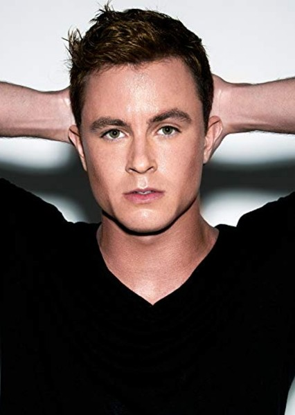 Ryan Kelley as Lionel Luthor in Wonder Woman 1982