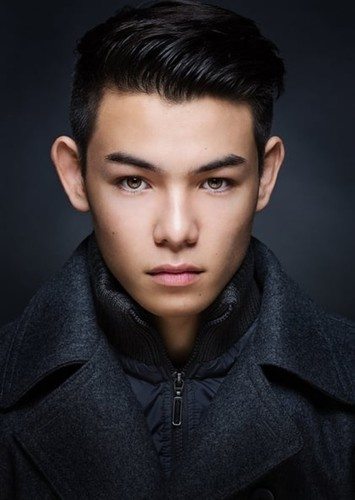 Ryan Potter as Hiro Hamada (voice) in Incredibles/Big Hero 6 Crossover