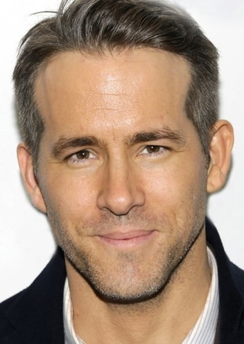 Ryan Reynolds as The Clock Man in The Wizard of Oz