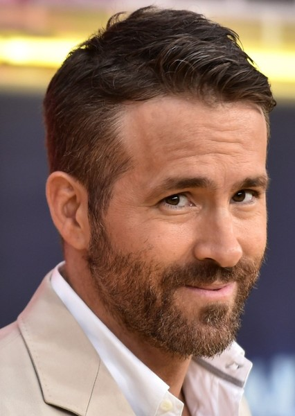 Ryan Reynolds as 40 50 in Faceclaims