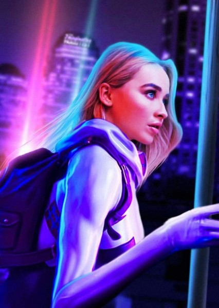 Sabrina Carpenter as Gwen Stacy in Spider-Man: Sinister Six