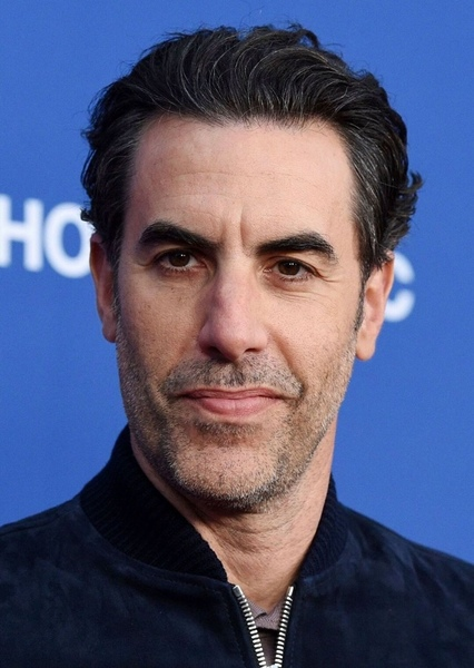 Sacha Baron Cohen as Captain Hook in Disney Villains