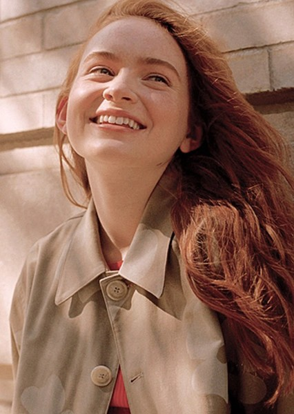 Sadie Sink as Sahsa Blouse in Attack On Titan (Netflix live action)