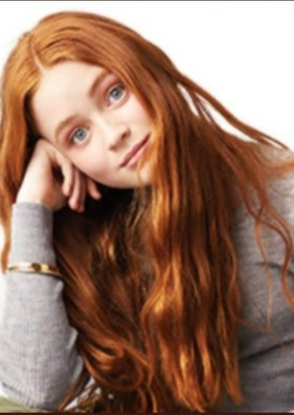 Sadie Sink as Lana Lang in Superman: Secret Origin