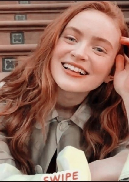 Sadie Sink as May Singer in The Selection Series