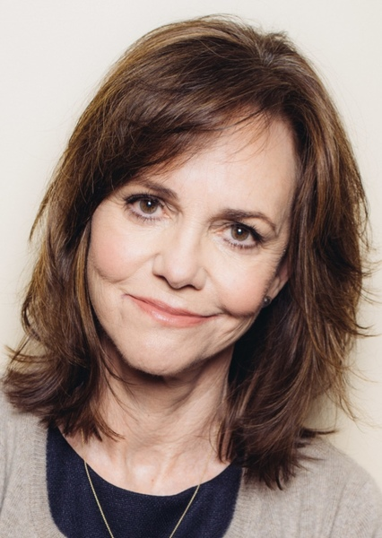 Sally Field as Aunt May Parker in The Amazing Spider-Man 3