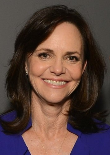 Sally Field as May Parker in The Amazing Spider-Man 3