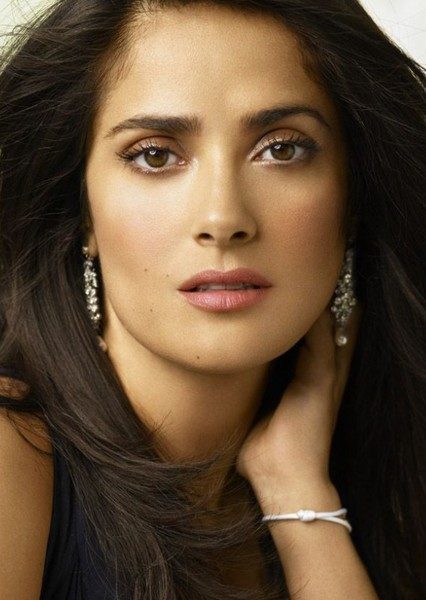 Salma Hayek as Lyssa Drak in Green Lantern Corps