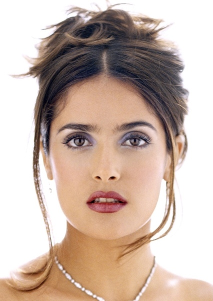 Salma Hayek as Hagar in The Bible