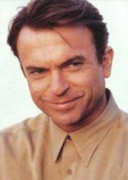 Sam Neill as Agt. Seymour Simmons in Transformers (1997)