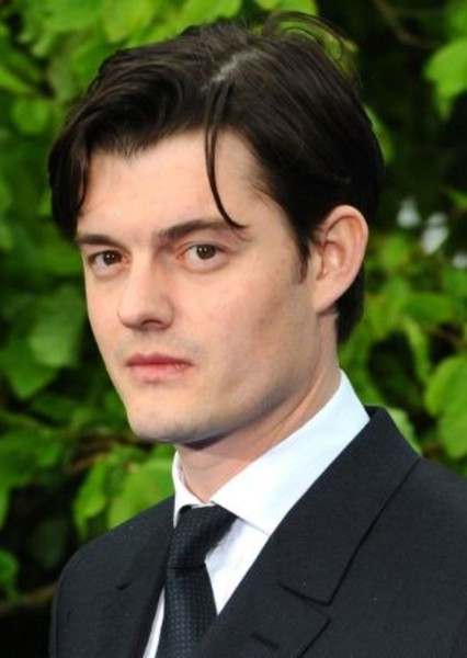 Sam Riley as Bud Abbott in Karloff