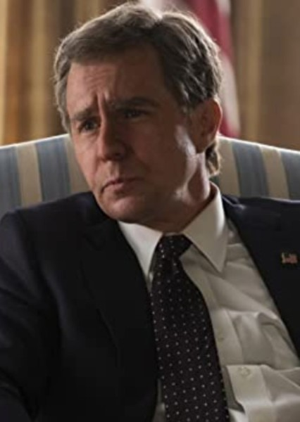Sam Rockwell as George W. Bush in Cast the Presidents of the United States