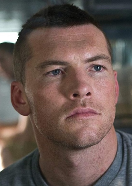 Sam Worthington as Thexan in Smuggle Up