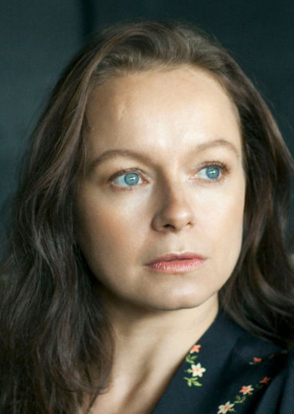 Samantha Morton as Alpha in The Walking Dead (Live Action Film Series)