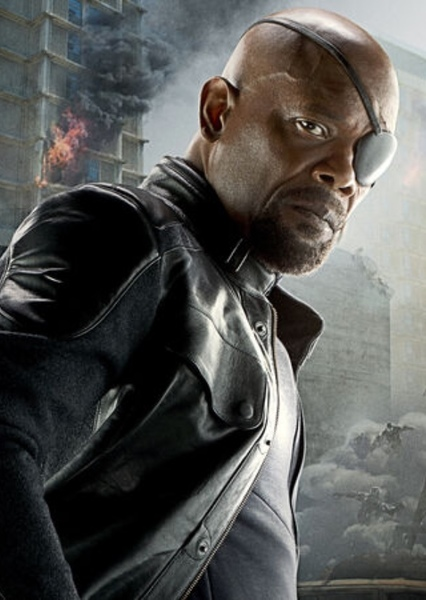 Samuel L. Jackson as Nick Fury in The Avengers: Earth's Mightiest Heroes