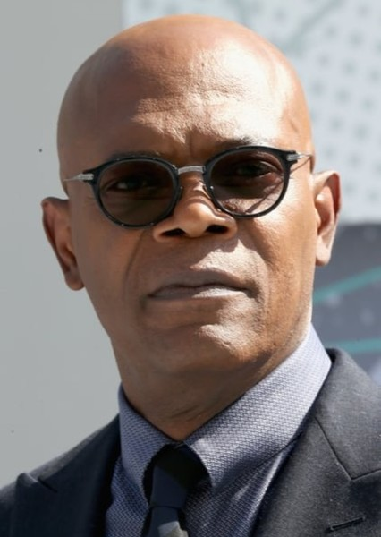 Samuel L. Jackson as Shouty Authority Figure in Perfekt Action Movie