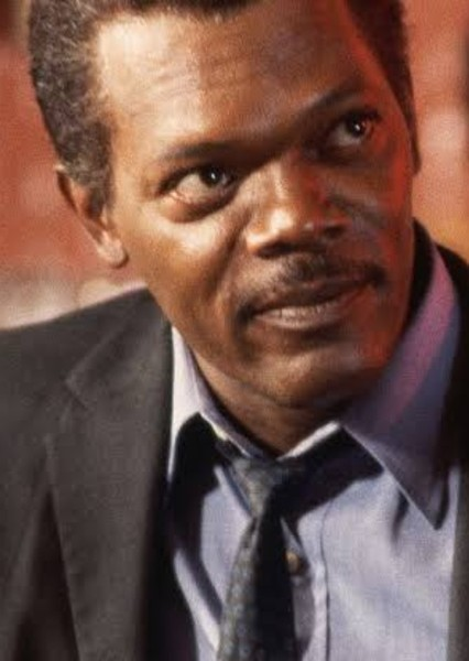 Samuel L. Jackson as Tanner Bolt in Gone Girl (1994)
