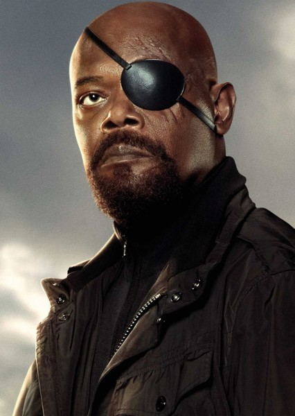 Samuel L. Jackson as Nick Fury in Spider-Man  Class Awarded