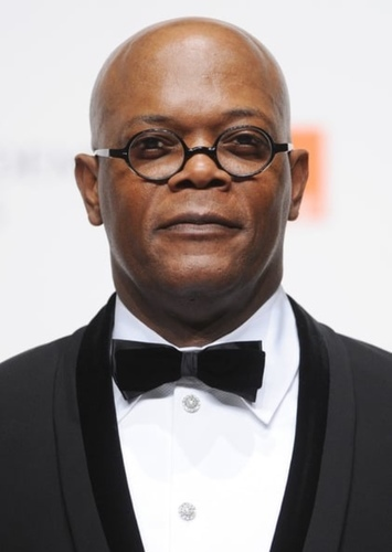 Samuel L. Jackson as Uncle Henry in The Wizard of Oz