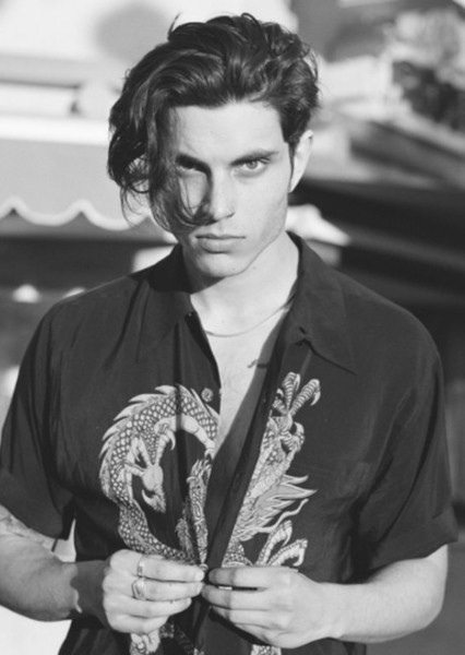 Samuel Larsen as Roth in The Dark Elements