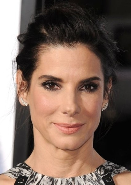 Sandra Bullock as Grimalkin in The Last Apprentice Series