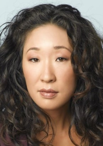 Sandra Oh as O-Lan in The Good Earth