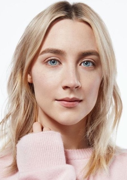 Saoirse Ronan as Peach in Guillermo del Toro's The Brothers Mario