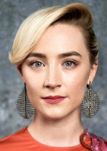 Saoirse Ronan as Kim Hubbard in Nancy Drew: Warnings at Waverly Academy
