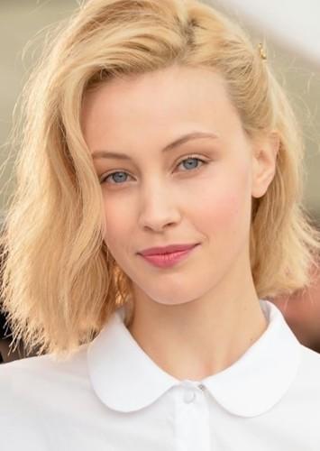 Sarah Gadon as Demeter in Cats ( animated movie)