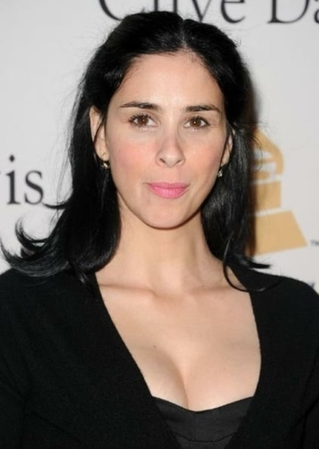 Sarah Silverman as Ruth Buzzi in untitled Laugh-In biopic