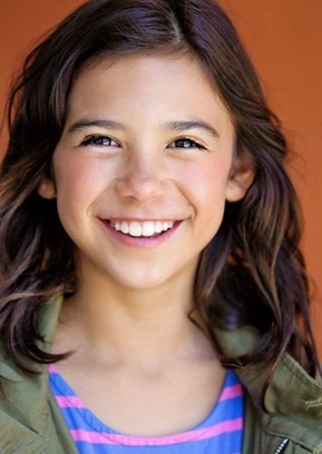 Scarlett Estevez as Bianca di Angelo in Percy Jackson & the Olympians