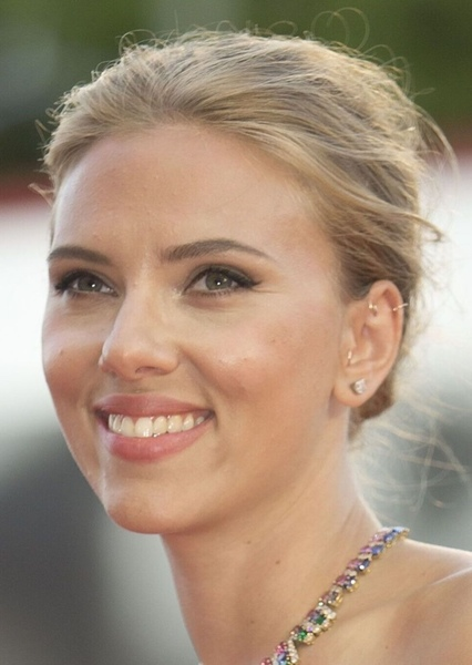 Scarlett Johansson as Actress in I Will Add All The Actors and Actress In The World