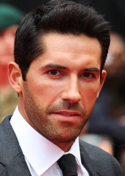 Scott Adkins as Snake eyes in Gi joe