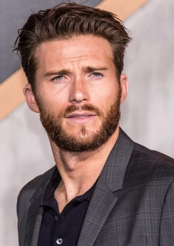Scott Eastwood as Clint Barton in Tron Avengers