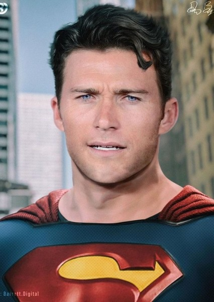 Scott Eastwood as Superman in Justice League of America