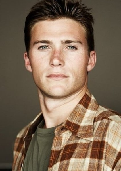 Scott Eastwood as Chris Redfield (Young) in Resident Evil