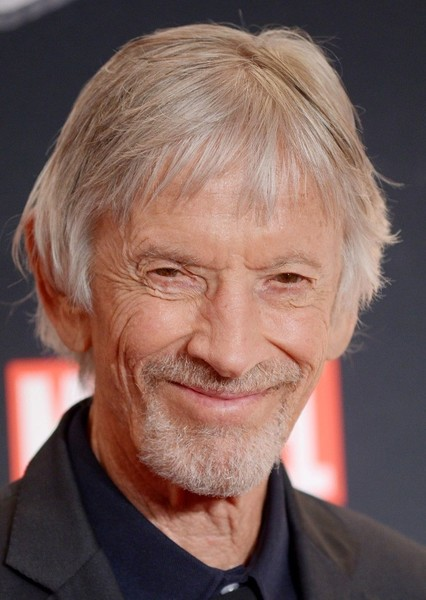 Scott Glenn as US General Hank Freeman in The Legend of the Thunderbird