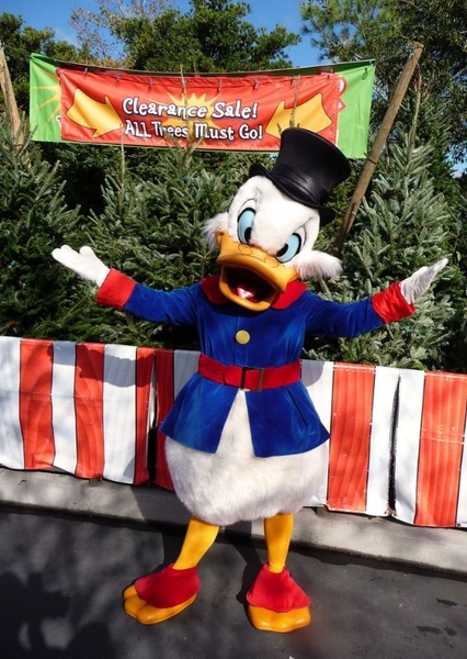 Scrooge Mcduck On Mycast Fan Casting Your Favorite Stories