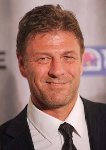 Sean Bean as Sir Rodney in Ranger's Apprentice