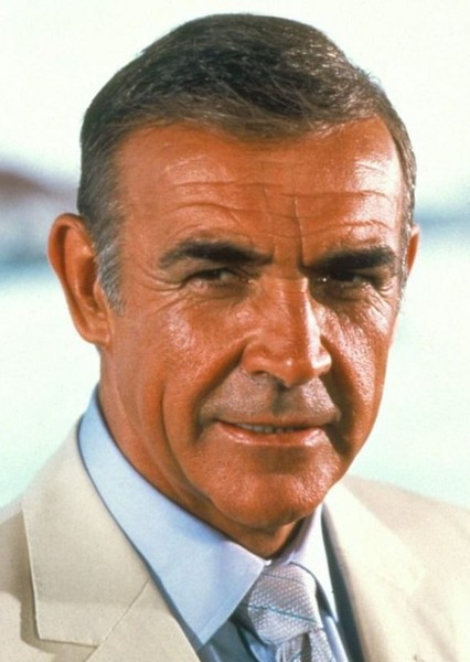 Sean Connery as Swanbeck in Mission Impossible II (1980)