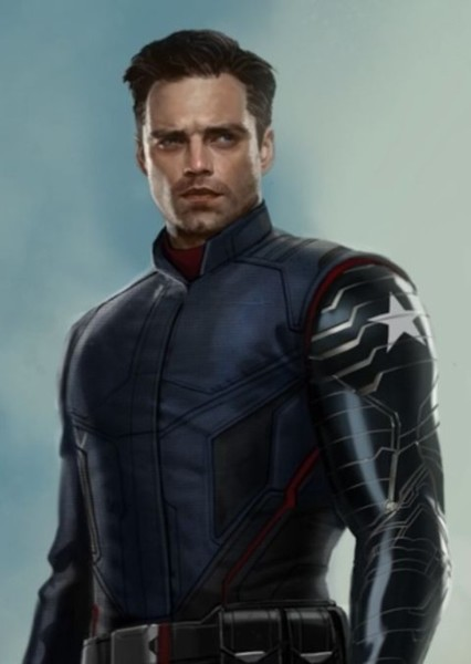 Sebastian Stan as Bucky Barnes/The Winter Soldier in The Thunderbolts