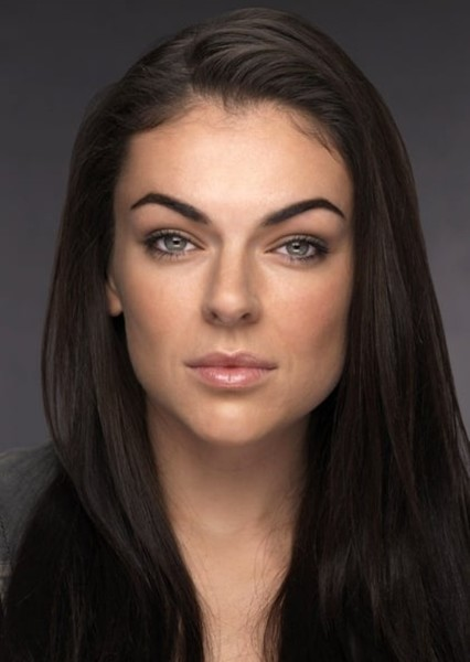 Serinda Swan as Black Orchid in Justice League Dark 3 (2046)