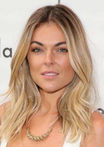 Serinda Swan as Medusa in The Fantastic Four