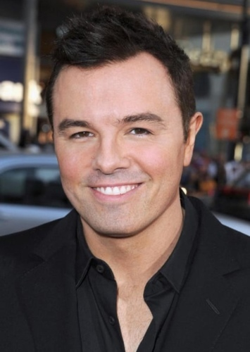 Seth MacFarlane as Peter/Stewie/Brian Griffin in The Simpsons/Family Guy vs Asterix