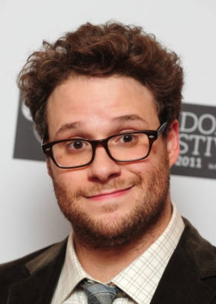 Seth Rogen as Goofy Protaginast in Create your very own story! :D