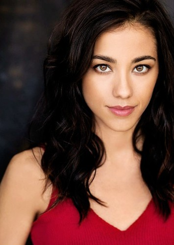 Seychelle Gabriel as Green Lantern (Jess) in Justice League vs Suicide Squad